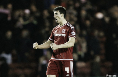 Ayala is a vital component of Middlesbrough's excellent defence | Photo: Reuters