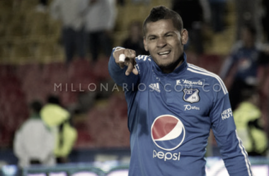 Ayron del Valle. Foto: Millonarios.com.co