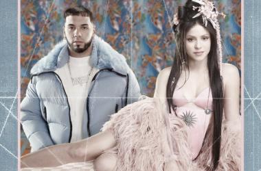 Shakira estrena su nuevo sencillo junto a Anuel