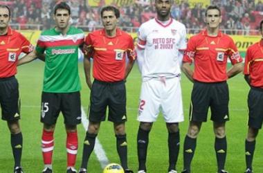 Ayza Gámez, durante un Sevilla FC-Athletic (Imagen: Athletic Club)