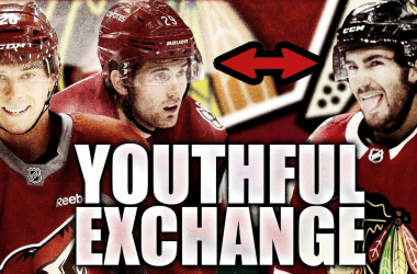 Who won the trade between the Chicago Blackhawks and the Arizona Coyotes? | (Photo: youtube.com)