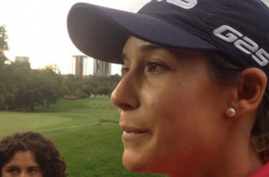 Azahara Muñoz se dijo honrada por pertenecer al field del Lorena Ochoa Invitational