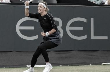 Victoria Azarenka venceu Alizé Cornet no WTA 250 de Bad Homburg 2021 (WTA / Divulgação)