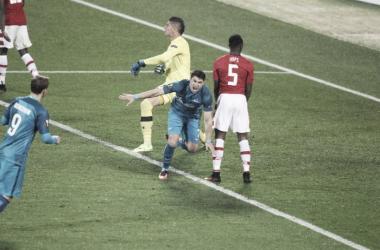 El AZ se desmorona ante el Zenit
