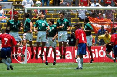 Costa Rica, doce años sin poder vencer a México en eliminatorias