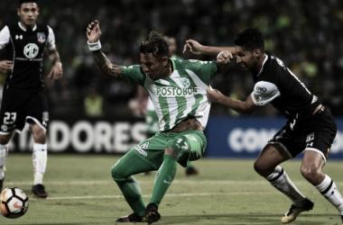 Nacional clasificó primero de su grupo con 10 puntos. Foto de: AFP