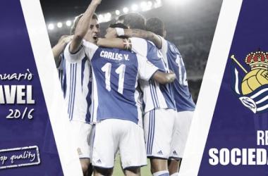 Anuario VAVEL 2016: Real Sociedad, el resurgir de la Real