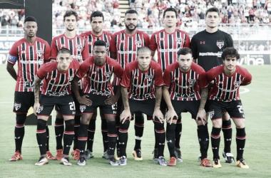 Pensando na Libertadores, São Paulo recebe Água Santa com time misto no Paulistão