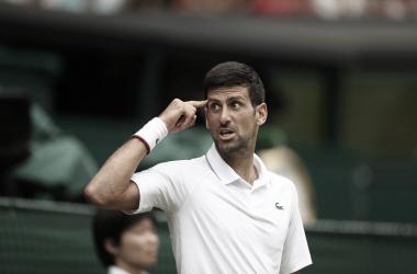 "Novak Djokovic: ""Era un gran desafío jugar esta semifinal"""