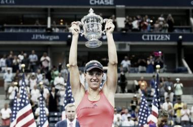 US Open: Kerber campeona