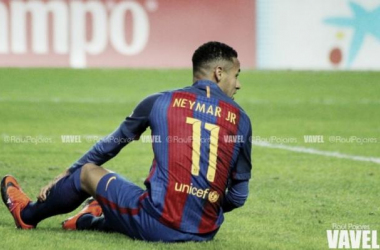 Neymar debutará en el Roudourou