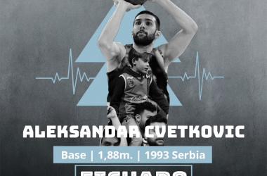 Cvetkovic, nuevo director del Estudiantes
