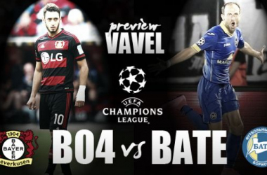 Bayer Leverkusen - BATE Borisov Preview: Group stage starts for Schmidt's side