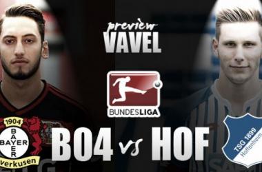 Bayer Leverkusen - TSG 1899 Hoffenheim Preview: Revamped Bayer open against new look TSG