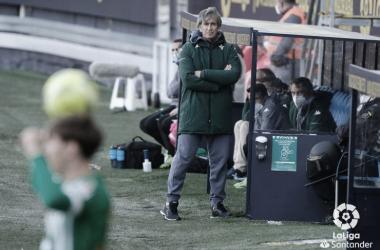 """Manuel Pellegrini: """"La mentalidad del Betis es la de salir a ganar en todos los partidos"""""""
