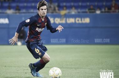 Riqui Puig ante elCentre d'Esports Sabadell Futbol Club en la jornada 10 | Foto de Noelia Déniz, VAVEL