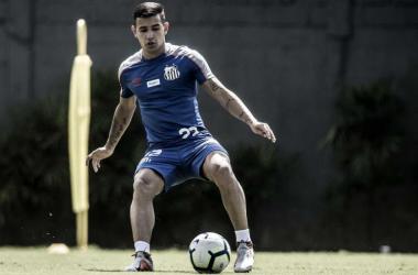 (Foto: Ivan Stort/ Santos FC)