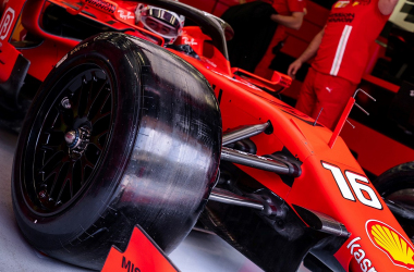 McLaren, Ferrari y Mercedes prueban los Pirelli de 18 pulgadas