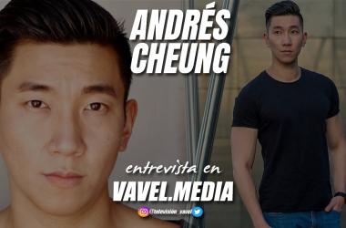 """Entrevista. Andrés Cheung: """"Estoy muy agradecido por el apoyo que estoy recibiendo tras el reencuentro"""""""