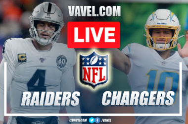 Highlights and Touchdowns: Raiders 14-28 Chargers in NFL 2021