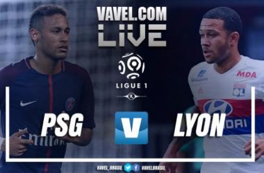 Resultado PSG x Lyon pela Ligue 1 (2-0)
