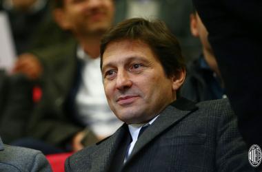 Razzimo, il Milan pubblica un comunicato e parla anche Leonardo