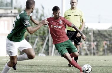 Marcelinho comenta desempenho do Marítimo no início do Campeonato Português