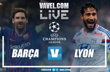 Resumen Barcelona vs Olympique de Lyon (5-1)