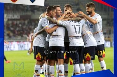 Serie A- Miracolo del Lecce! Mancosu decide la gara all'Olimpico contro il Torino (1-2)