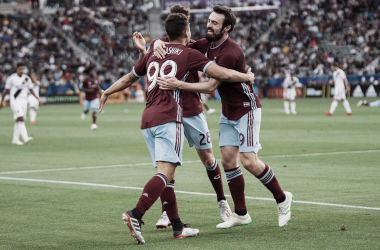 Colorado Rapids mantiene la crisis angelina
