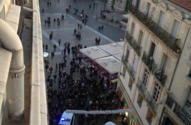 Montpellier, Rue de la Loge. Twitter :@Deeplake_.