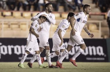 Misael y Méndez fueron los verdugos de Alebrijes // Foto: La Copa MX