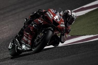 """Danilo Petrucci: """"Mi planA es permanecer en MotoGP"""""""