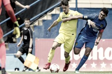 Dalmau ante el Fuenlabrada / Foto: Villarreal CF