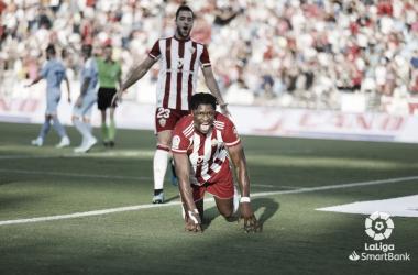 Análisis Post: UD Almería - Girona CF, los rojiblancos suman y siguen