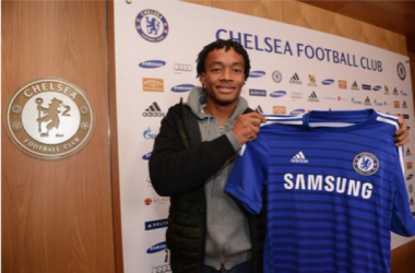 Cuadrado is 'happy and thankful' for Chelsea opportunity