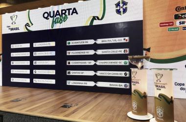 (Foto: Reprodução/Twitter da Copa do Brasil)