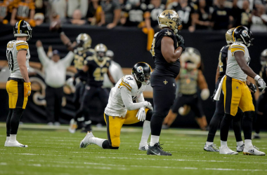The Steelers lose a heartbreaker in New Orleans | Source: Derick E. Hingle-USA TODAY Sports