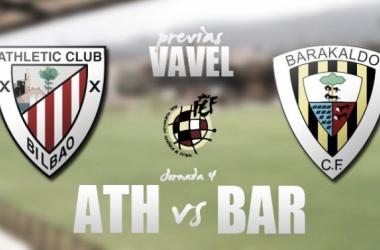 Previa Bilbao Athletic- Barakaldo: madera de líder
