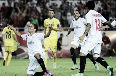 El Sevilla de Bacca avanza a los cuartos de final de la Copa del Rey