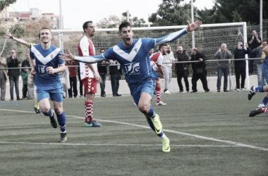 El Badalona logró una victoria importante   Foto: Eloy Molina