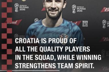 Foto: Federación de Fútbol de Croacia (twitter)