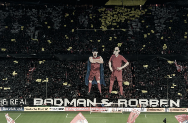 Badman e Robben: os heróis do Bayern de Munique