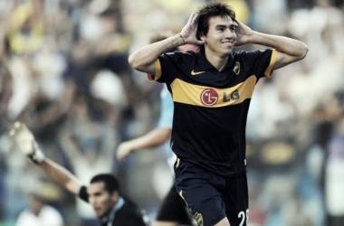 Boca recibe un millón de Euros por Gaitán