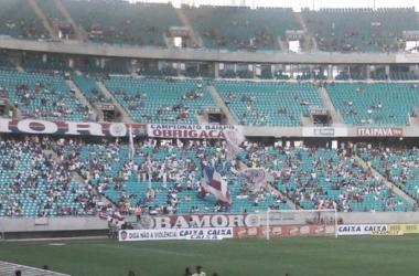 Na estreia do Campeonato Baiano, Bahia perde para o Galícia em casa