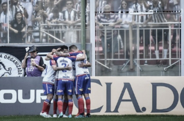 Bahia vence Atlético-MG e conquista seu primeiro triunfo fora de casa neste Brasileirão (Foto: Divulgação / EC Bahia)