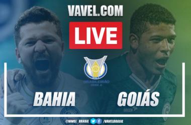 Gols e melhores momentos de Bahia 3 x 3 Goiás pelo Campeonato Brasileiro