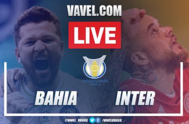 Gols e melhores momentos de Bahia 1 x 2 Internacional pelo Campeonato Brasileiro 2020