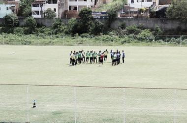 Com desfalques, Bahia enfrenta o Santa Cruz no domingo