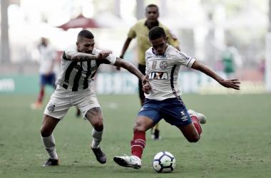 Santos e Bahia duelam na Vila para se distanciar ainda mais do Z-4